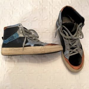 Golden Goose High-top 7 with box*